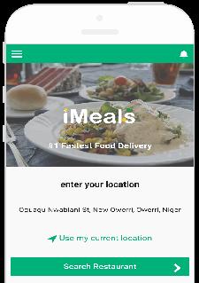 iMeals App